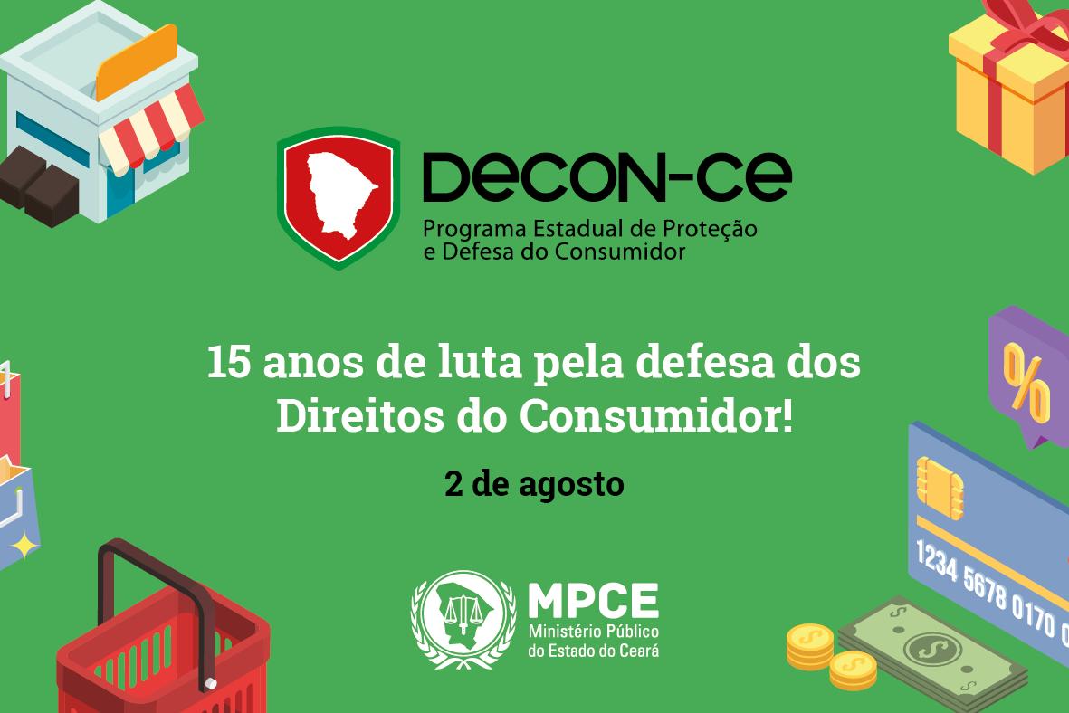 d1f90cac706 DECON comemora 15 anos de atuação na defesa dos direitos dos ...